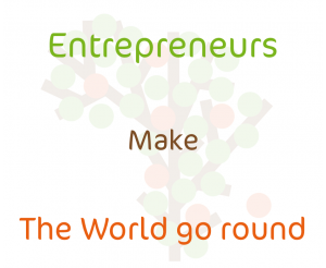 140123 - Entrepreneurs Make the World go Round
